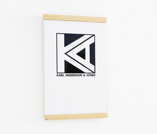 Front Board FR7 50 de Karl Andersson | Expositores publicitarios