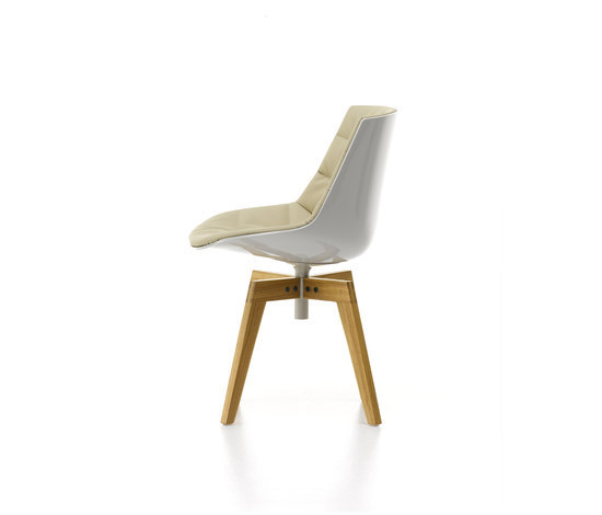 Flow chair by MDF Italia | Multipurpose chairs