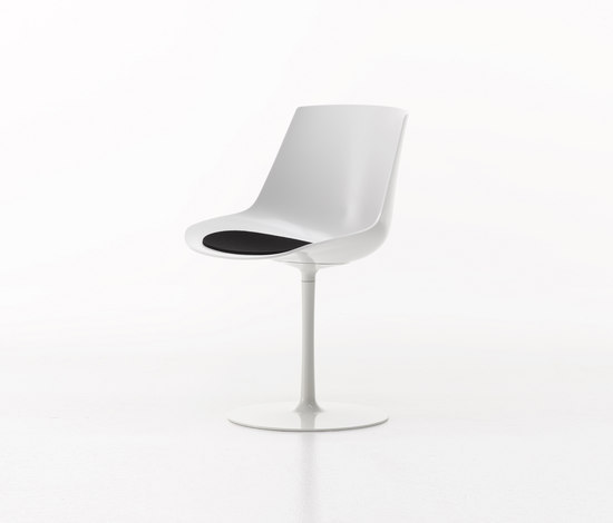Flow chair by MDF Italia | Visitors chairs / Side chairs