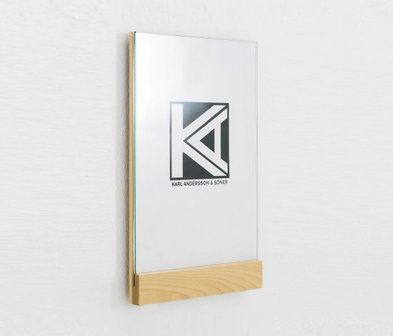 Front Board FR5 21 by Karl Andersson | Room signs