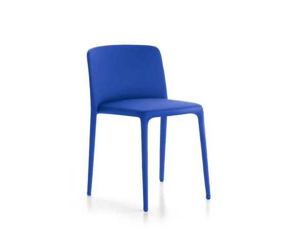 Achille chair by MDF Italia | Visitors chairs / Side chairs