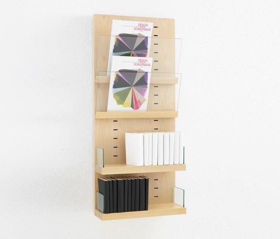 Front Flexible FRTX5060, FR3X50, FR8X50 de Karl Andersson | Porte-revues