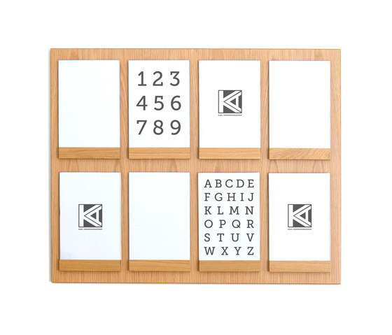 Front Board FRTL 10048 by Karl Andersson | Notice boards