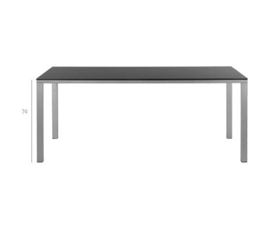 Mystral Table by Tribù | Dining tables