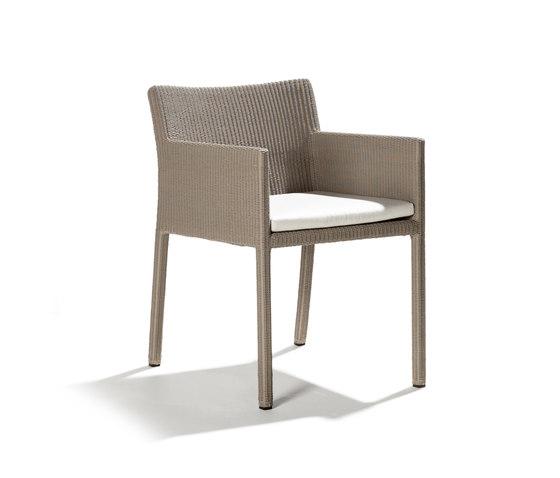 Terra Armchair by Tribù | Garden chairs