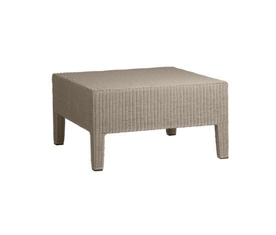 Terra Casual footstool von Tribu | Gartenhocker