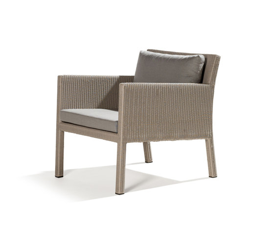 Terra Casual chair de Tribù | Fauteuils de jardin