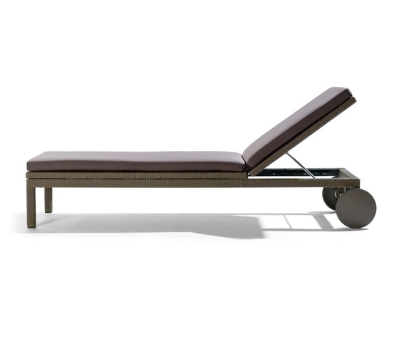 Terra Lounger by Tribu | Sun loungers