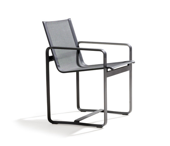Neutra Armchair de Tribù | Sillas