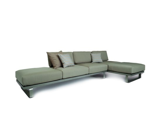 Natal Sofa Combination by Tribu | Garden sofas