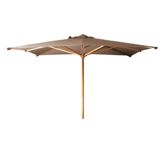 Eclipse Wood by Tribù | Parasols
