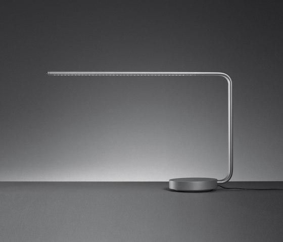 One line LED Table Lamp by Artemide | Task lights