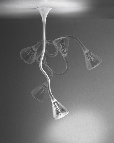 Pipe Luminaires Suspension de Artemide | Éclairage général
