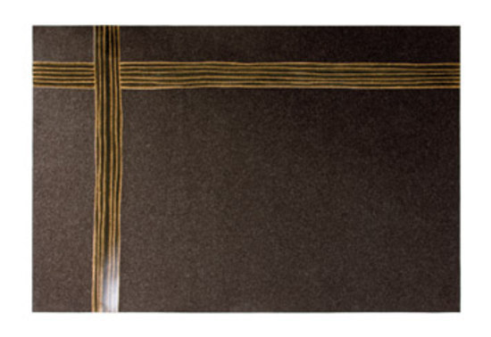 Golden Stripes by Ruckstuhl | Rugs / Designer rugs