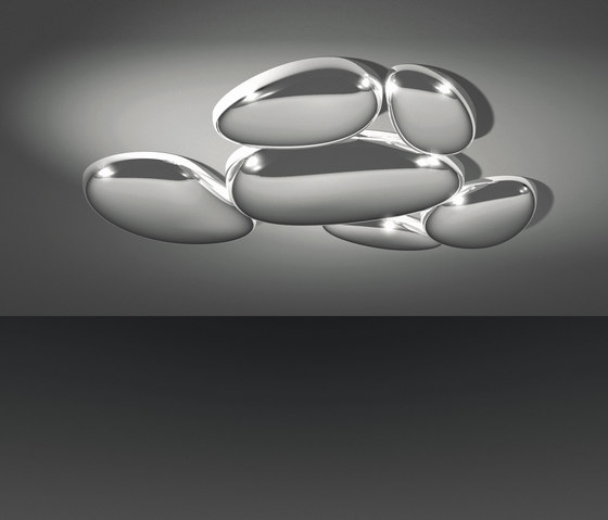 Skydro Ceiling Lamp by Artemide | General lighting