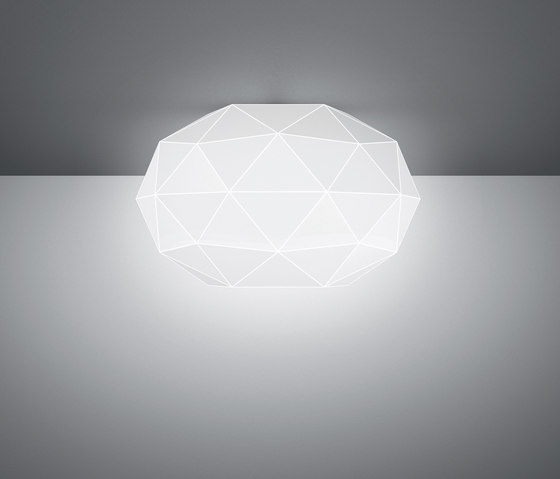 Soffione 36 | 45 ceiling lamp by Artemide | General lighting