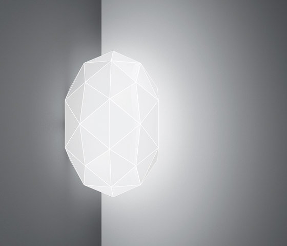 Soffione 36 | 45 wall lamp by Artemide | General lighting