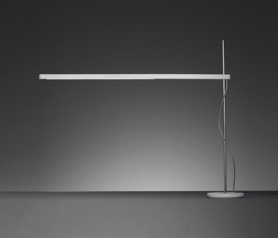 Talak LED Table Lamp by Artemide | Task lights