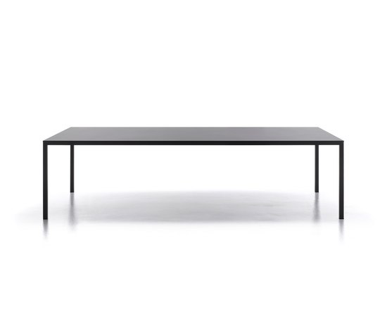 Steel Table by MDF Italia | Dining tables