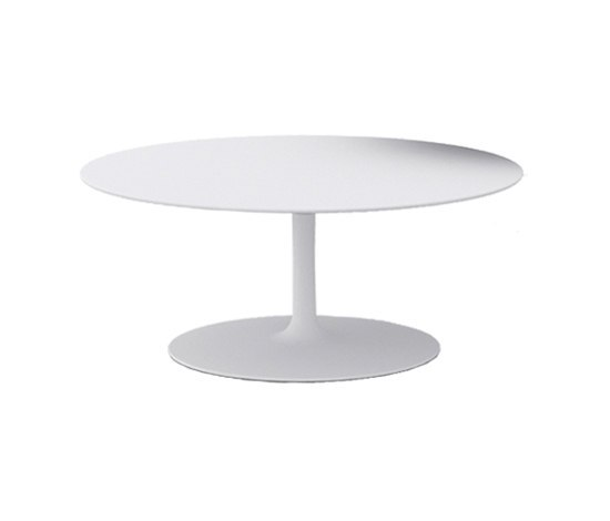 Flow low table de MDF Italia | Tables basses