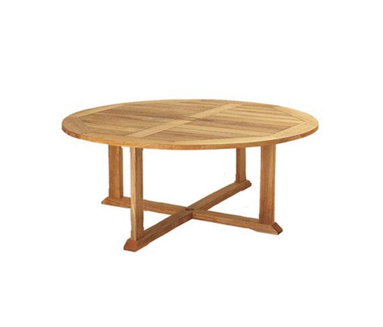 Solid Westham WES 180 table by Royal Botania | Dining tables