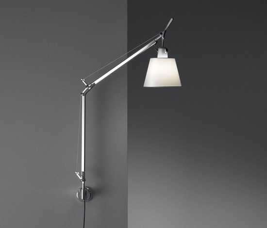 Tolomeo basculante Wall Lamp by Artemide | General lighting