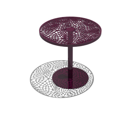 Coral cafe table by Arktura | Side tables