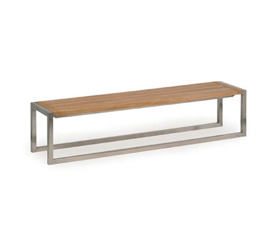 Ninix NNX 184 bench by Royal Botania | Garden benches