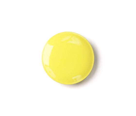 Pin 100 | yellow by Zieta | Towel hooks