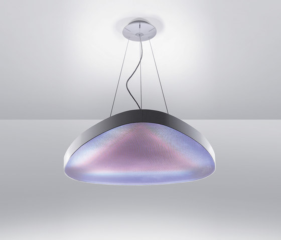 Trifluo suspension lamp by Artemide | General lighting