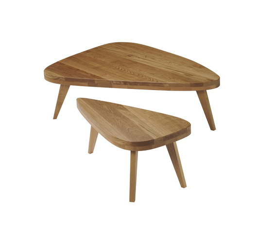 Coffee Table S/M/L by Hansen | Lounge tables