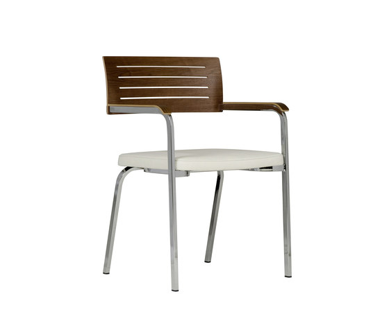 Fiato Visitor chair by Züco | Visitors chairs / Side chairs