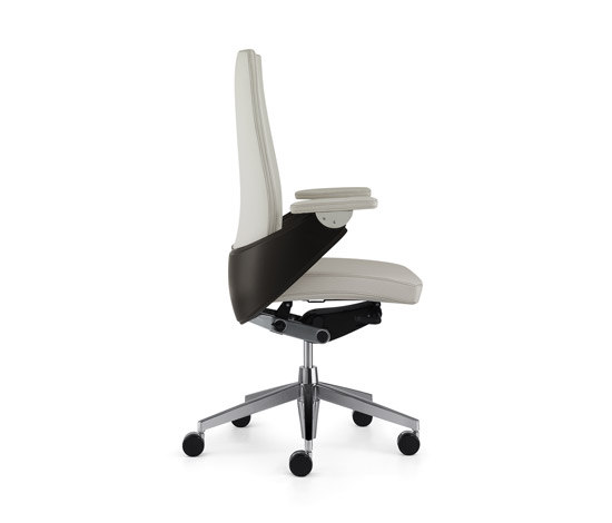 Lusso Luxe Swivel chair by Züco | Management chairs