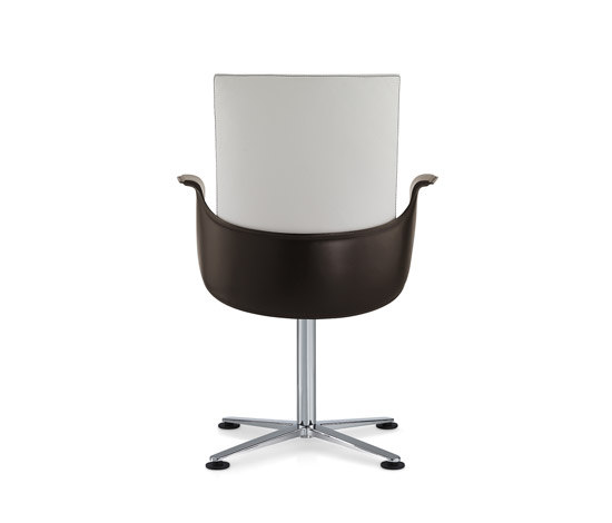 Lusso Luxe Executive conference chair by Züco | Visitors chairs / Side chairs
