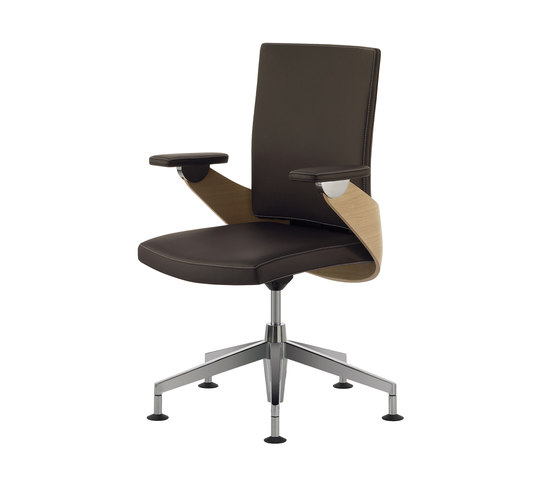 Lusso Luxe Executive conference chair by Züco | Conference chairs