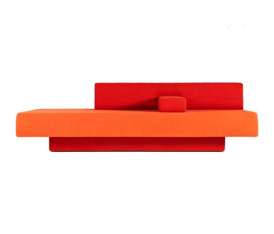 AVL Glyder Couch de Lensvelt | Sofás lounge