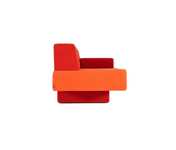 AVL Glyder Couch di Lensvelt | Divani lounge