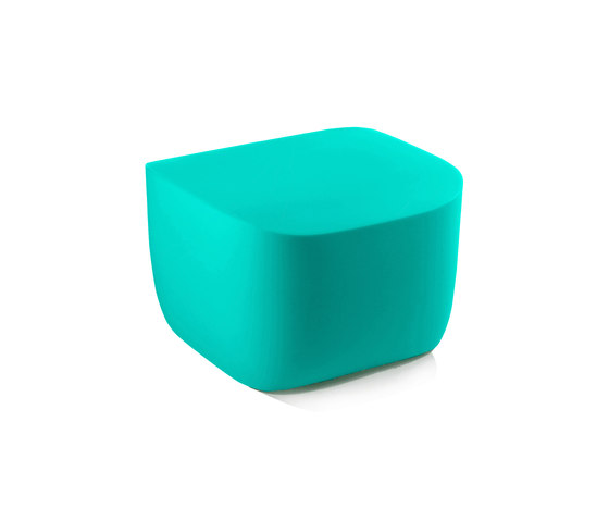 Translation Ottoman / Table d'appoint / Pouf by Qui est Paul? | Multipurpose stools