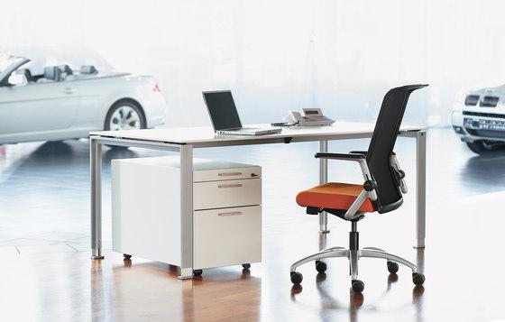 DO IT 4 Desk by König+Neurath   Individual desks