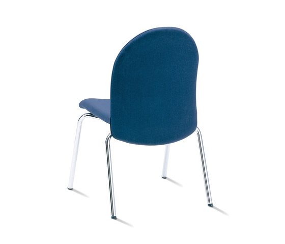 JET Visitors chair by König+Neurath | Visitors chairs / Side chairs