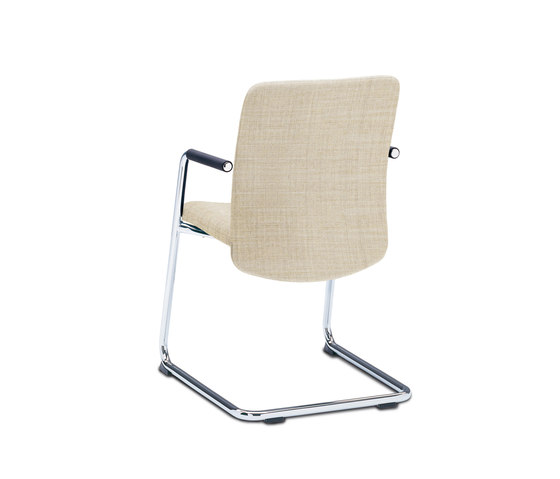 JET Visitors chair by König+Neurath | Chairs