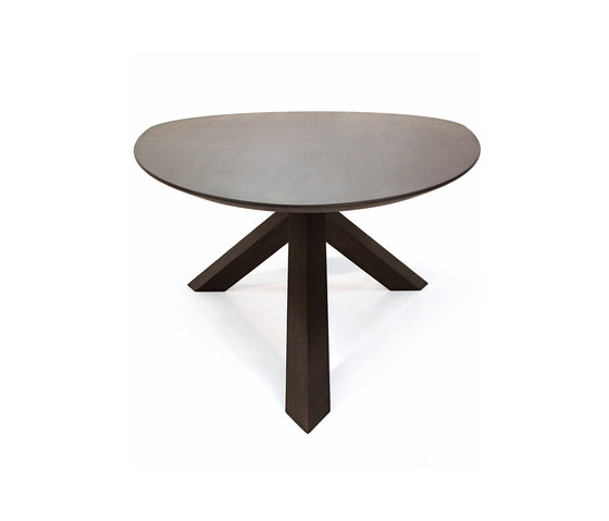 Crosstable 3-Beam L by ZinX | Restaurant tables