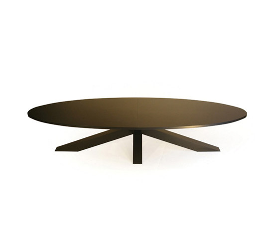Crosstable 4-Beam Color de ZinX | Tables de restaurant