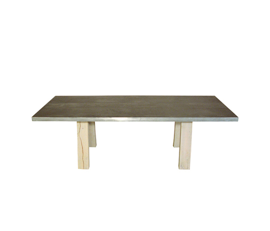 Local Zinc by ZinX | Restaurant tables