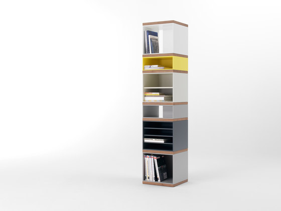 Totem by Pastoe | Office shelving systems