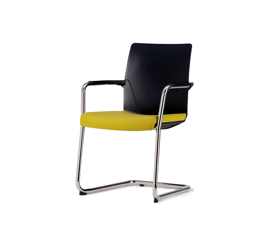 SiGNETA Cantilever chair by König+Neurath | Visitors chairs / Side chairs