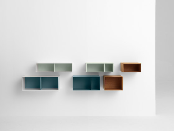 Vision by Pastoe | Wall shelves