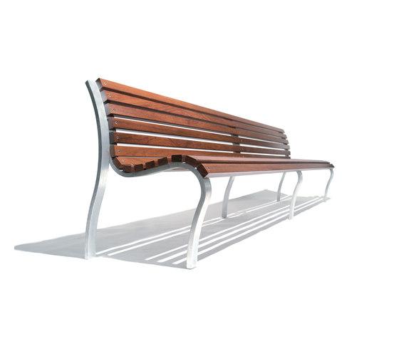 uribitarte bank ohne armlehne au enb nke von onn outside architonic. Black Bedroom Furniture Sets. Home Design Ideas