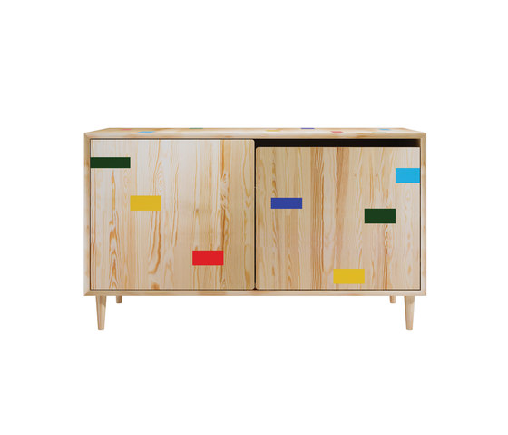 Gymnasium pine wood full court de Mater | Buffets