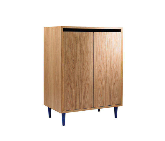 Gymnasium oak wood baseline de Mater | Buffets